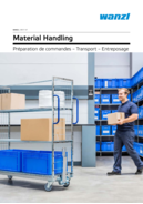 Preview Catalogue général Material Handling